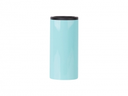 12oz/350ml Stainless Steel Skinny Can Cooler(Light Green)