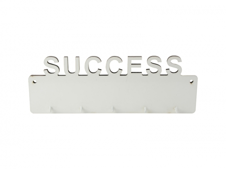 SUCCESS HB Plaque w/ 5 Hooks