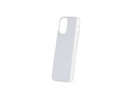 iPhone 12 Cover (Plastic, Clear)