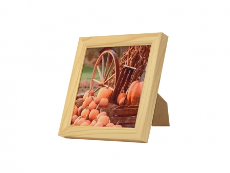 "Sublimation 6""*6""Functional Photo Frame"