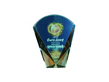 Fan-shaped Trophy
