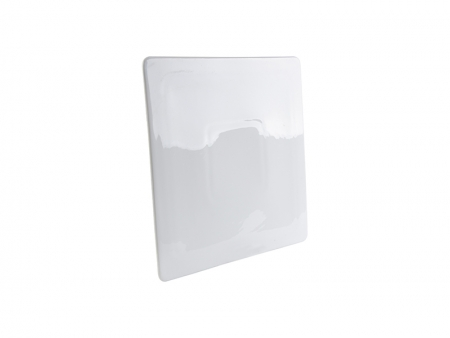 "Sublimation Flat Square Ceramic Plate(9"")"