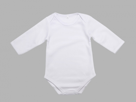 Sublimation Baby Onesie Long Sleeve