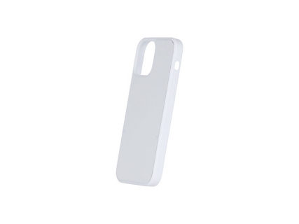iPhone 12 Pro Cover (Plastic, White)