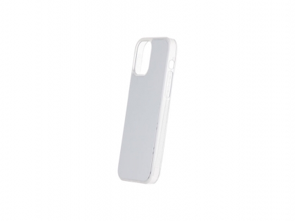 iPhone 12 Pro Cover (Plastic, Clear)