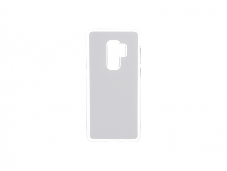 Samsung Galaxy S9 Plus Cover (Plastic, Clear)