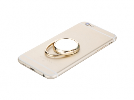 Rotating Mobile Phone Ring Holder(Gold)