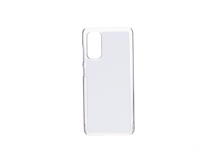 Samsung S20 Cover (Plastic, Clear)
