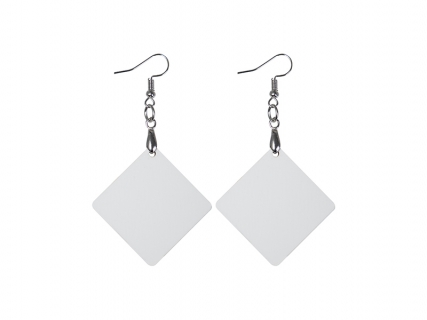 Sublimation Hardboard Earring (Square)