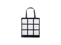 "Sublimation Blanks 9 Panel Tote Bag (40*45cm / 15.7""x17.8"")"