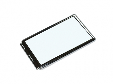 Sublimation Rectangular Shaped Compact Mirror w/ Notebook(9.7*6.0cm)