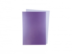 Forever Flex-Soft No-Cut Foil A4(Purple Metallic)