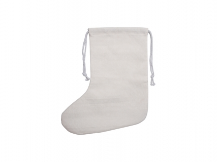 Sublimation Linen Christmas Stocking (28*49cm)