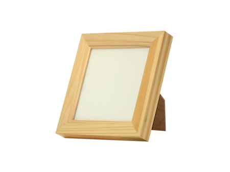 "Sublimation 4.25""*4.25*Functional Photo Frame"