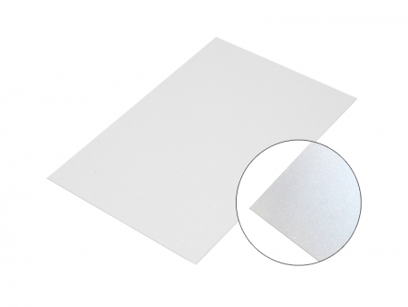 White Metal Board