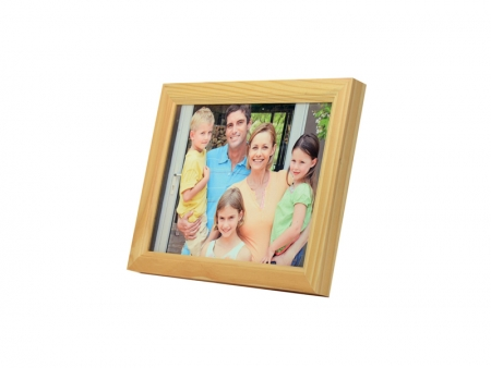 "Sublimation 6""*8""Functional Photo Frame"