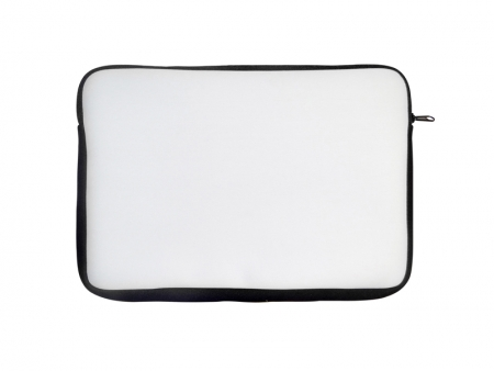 "Sublimation 15"" Neoprene Laptop Sleeve Case"