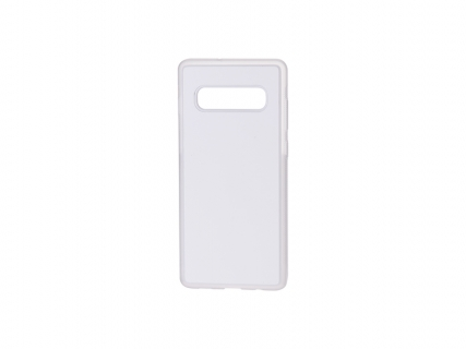 Samsung S10 Plus Cover (Rubber, Clear)